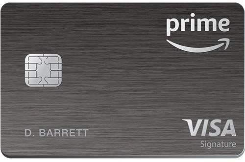 Amazon Prime Rewards Visa Signature Card Good Credit Best