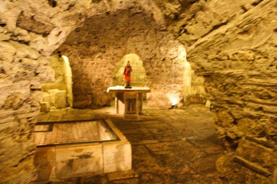 Split - La Cripta nel Palazzo Diocleziano | Split - La Cripta en el Palacio Diocleciano