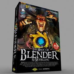 Buku Blender 3d Tutorial Blender Bahasa Indonesia Modelling 3d Animasi 3d Render The Magic Of Blender Animasi 3d Desain Grafis Animasi