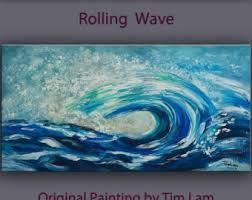 """Résultat de recherche d'images pour """"peinture mer abstraite"""""""