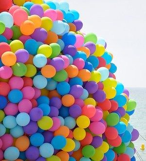 Colour 23: Hot Air, Colourful Balloons, Favorite Things, Have A Nice Trip, Rainbow Balloons, Beautiful Balloon, Rainbow Colors