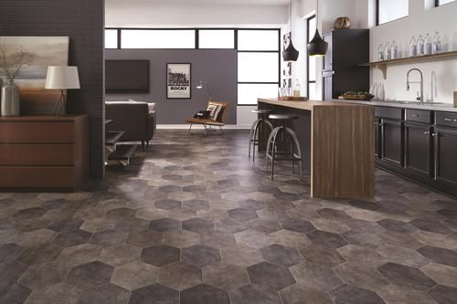 Tarkett Everyday Sheet Vinyl 12 Ft Wide Building A House Vinyl Flooring Kitchen Flooring