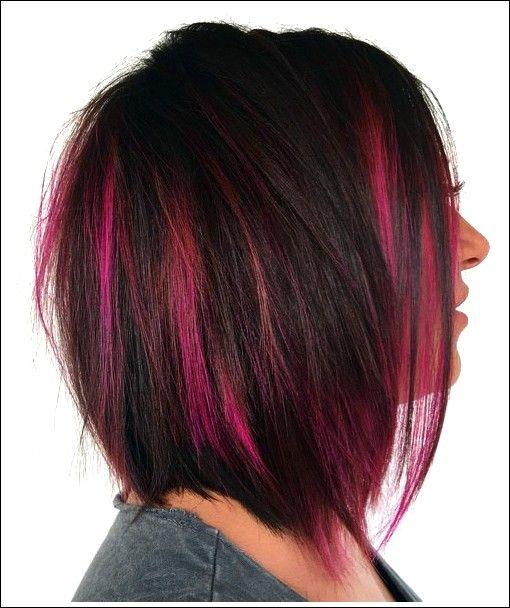 36 Zweifarbige Haarfarbe Fur Kurze Mittlere Und Lange Haare Zweifarbige Frisuren Beste Frisuren Kurze Haarfarbe Braune Haare Frisuren Bunte Haare