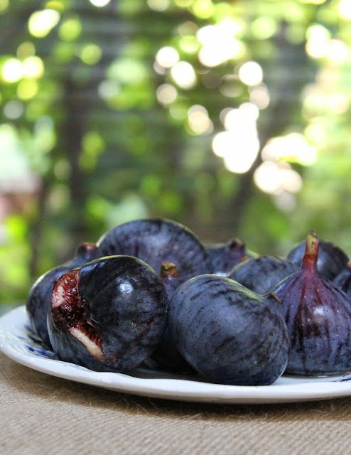 Diana's Cook Blog: figues