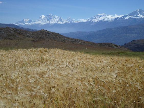 Huaraz en Áncash