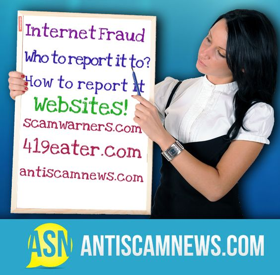 how to report internet fraud