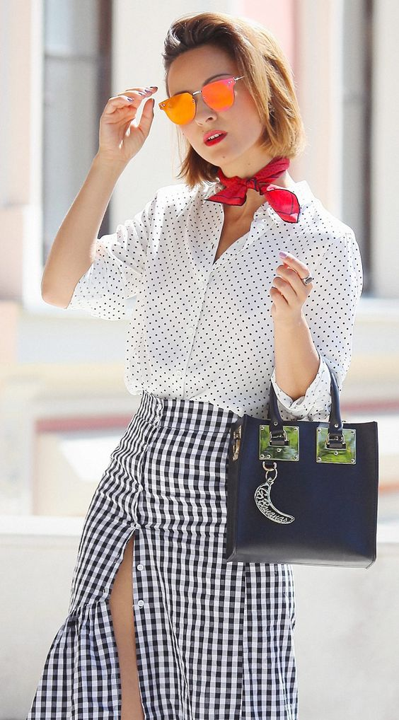 Trendy Colorful Outfits