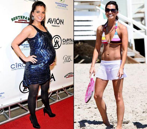 Melissa Rycroft Pregnant Weight Gain