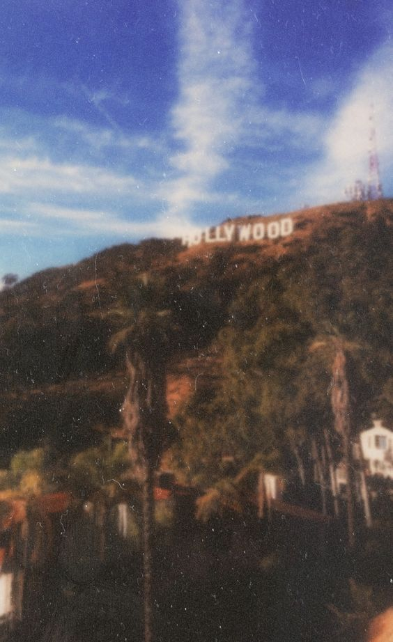 Wallpaper Tumblr Vintage Los Angeles Hollywood Sign Aesthetic Wallpapers Wallpapers Vintage Los Angeles Wallpaper
