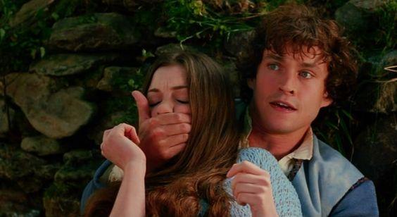 Hugh Dancy in Ella Enchanted.