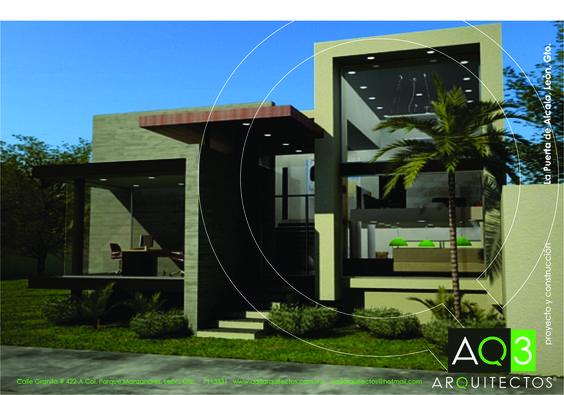 PROYECTO Y CONSTRUCCION: AQ3 ARQUITECTOS www.facebook.com/AQ3ARQUITECTOS