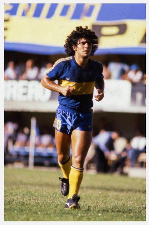 Pin di Gabriel Faldutto su EL DIEZ....Boca 1981-1982, 1995-1997 ...