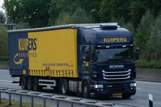 Scania.  KUIPERS