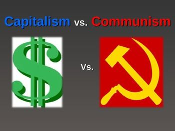 Is capitalism better then communism?