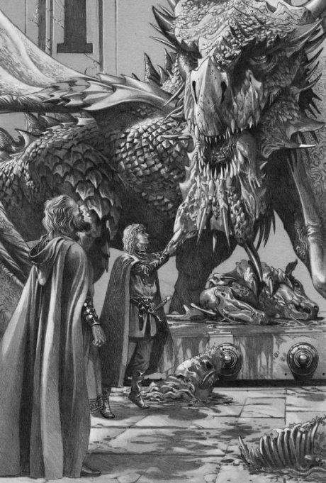 Rogar Baratheon Em 2020 Com Imagens Arte De Dragao Fogo E
