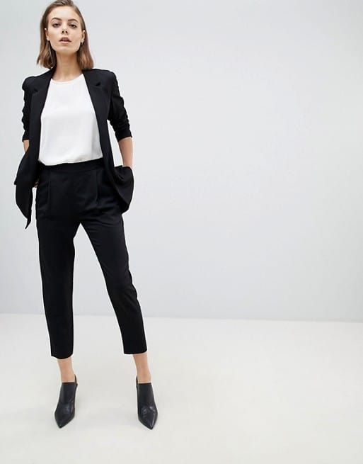 How to Wear Business Attire for Women | White outfits for