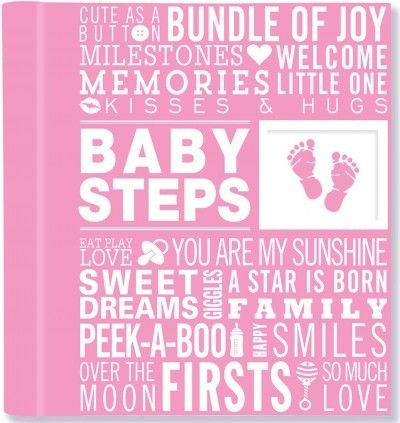 Record your babies first year memories here in this adorable book