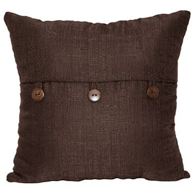 Jcpenney Decorative Pillow : Linden Street Decorative Button Pillow - jcpenney $15 Family ~ Pillow Ideas Pinterest ...