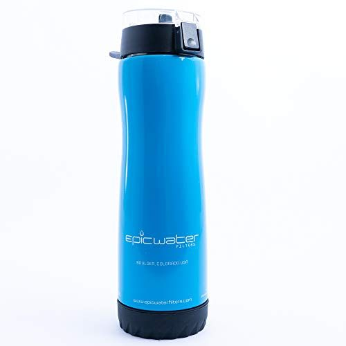 Outback Bottle By Epic Water Filters Filtered Water Bottles In 2020 Filtered Water Bottle Water Bottle Bottle