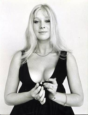 "young Helen Mirren. Is she better then or now?  To quote someone else - ""The secret to aging well is to have been devastatingly beautiful to begin with."""