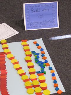 Build with 100 Pattern Blocks