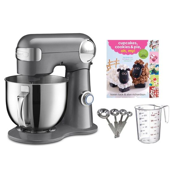 sm 50bc stand mixer brushed chrome