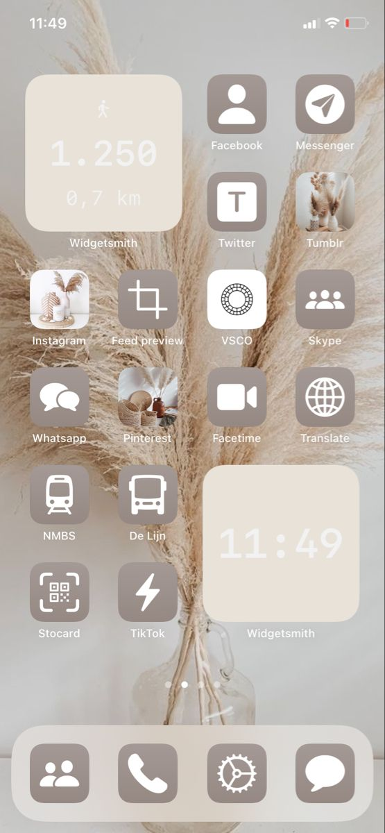 Ios 14 Aesthetic Beige Homescreen Iphone Photo App Homescreen Iphone Iphone Wallpaper App Pinterest has seen a surge in usage as users seek out design ideas and inspiration for ios 14 home screen customization options. iphone wallpaper app