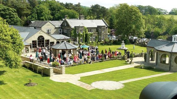 Ferrari's Restaurant & Hotel - wedding venue in Lancashire, England