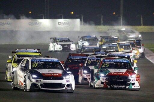 C-Elysee WTCC Qatar 2015