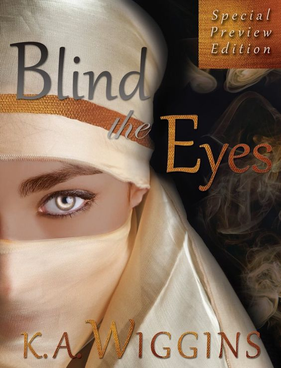 Prelaunch D.I.Y. covers of Blind the Eyes