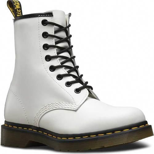 Borrar termómetro antena  Dr. Martens 1460 8-Eye Boot - White Smooth Boots #drmartensboots | Boots,  Timberland boots outfit, Doc martens boots