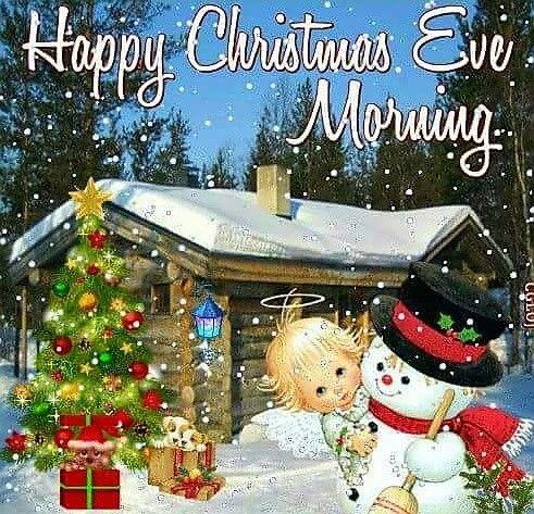 Pin By David Escobar On Christmas Happy Christmas Eve Christmas Eve Pictures Merry Christmas Eve