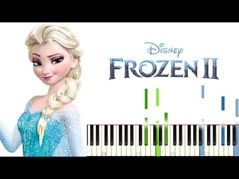 Show Yourself Frozen 2 Piano Youtube Piano Youtube Piano