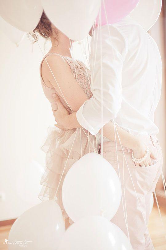 Instante Fotografia | Sessão Namoro com balões 09