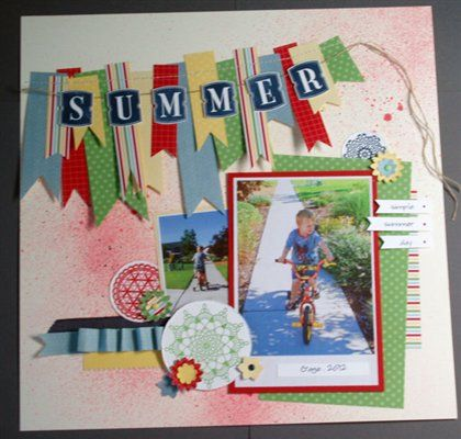 """""""Simple Summer Day"""""""