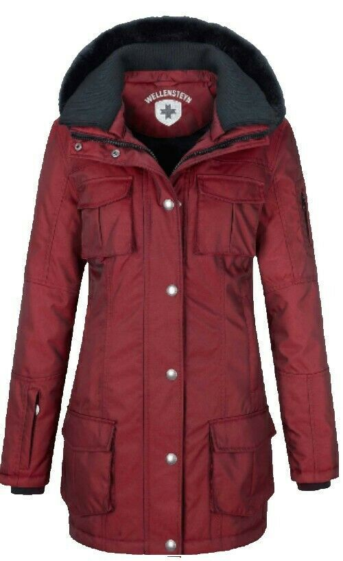 wellensteyn jacke long damen