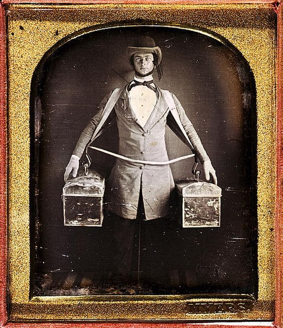 Une petite collection de daguerréotypes portrait collection daguerreotype 39 photo photographie histoire featured