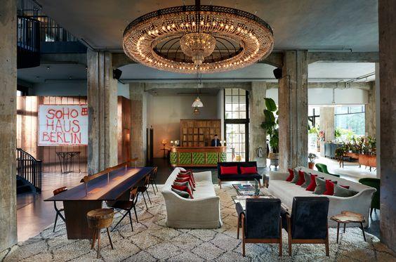 Stunning Circus Hervorragendes Restaurant Interieur Gallery ...
