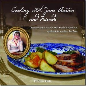 A cookbook that an Austenite should own. Actual recipes used by the Austens adapted for the modern kitchen.