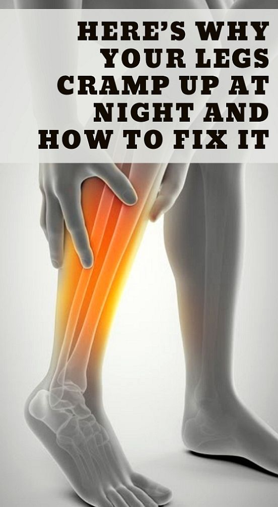 Do you get those horrible legs cramp during the night? If you're, then you should read this report and discover the main reason this occurs. Frequently people are confused and did not make a gap between Leg cramps and restless leg syndrome. Here's Why Your Legs Cramp Up at Night and How to Repair It.