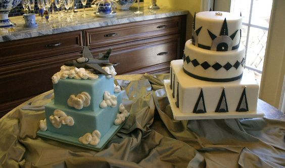 Air Force Cakes