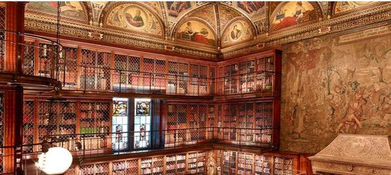 Pierpont Morgan's Library&Museum a NY (USA)