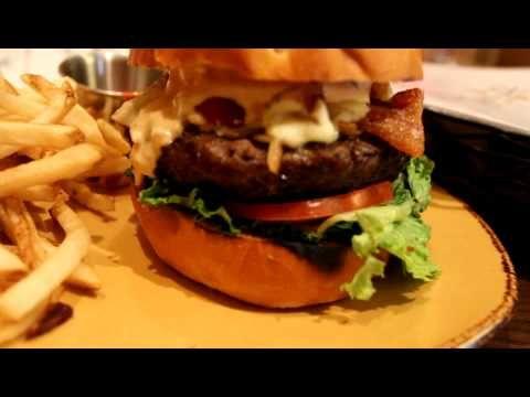 Ultra Hearty Burger - Ten22 - Old Sacramento, CA #ten22