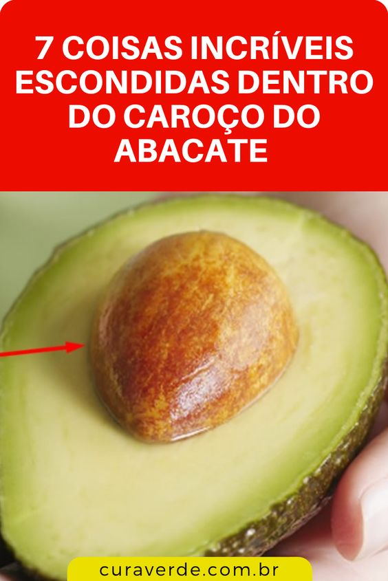 7 Incríveis Benefícios do Caroço de Abacate Que Poucos Conhecem.  Você certamente nunca mais jogará fora o caroço do abacate após ver isso. Conheça 7 incríveis benefícios do caroço de abacate...   #abacate   #Antienvelhecimento #abacateiro  Beneficios do #caroçodeabacate   #cabelos