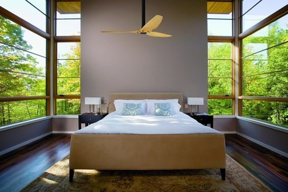 Read our review on the Big Ass Fan Haiku Ceiling Fan, the world's most efficient, quiet and sustainable ceiling fan around.