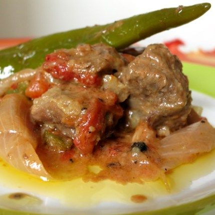 Beef Caldereta w/Coconut Milk Recipe