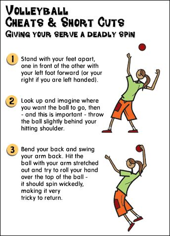 volleyball tips @Viviana Garcia  For next year