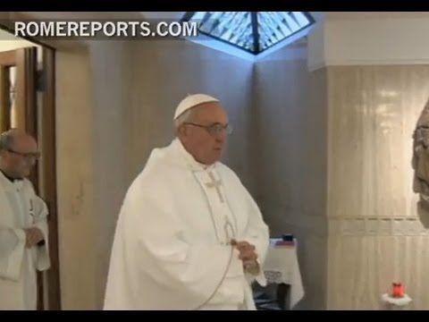 Papa Francisco: Preguntémonos cada día, ¿qué ha hecho el Espíritu Santo en mí?