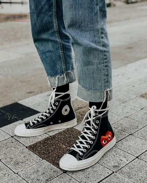 Converse platform sneakers online kopen   Fashionchick.nl