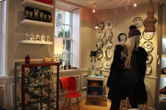 lojas East London Londres Milk Concept Store 2